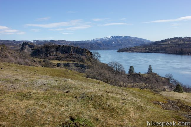 Coyote Wall labyrinth Columbia River Gorge
