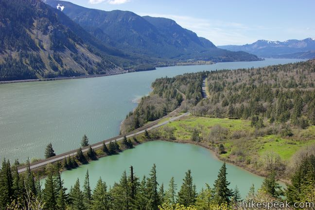 Augspurger Trail Columbia River Gorge