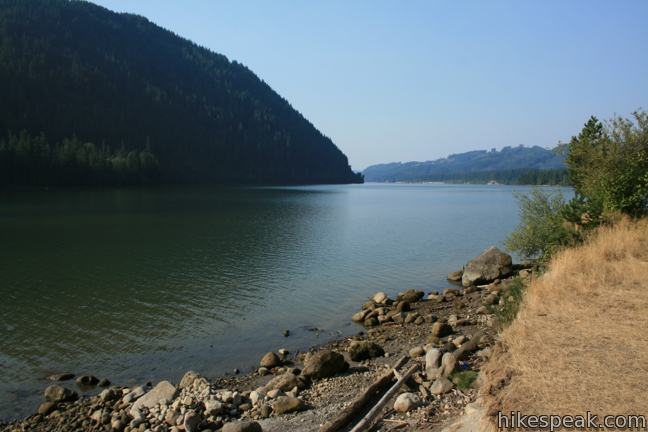 Yale Reservoir Washington