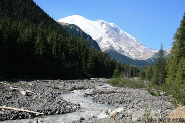 Mount Rainier Campground