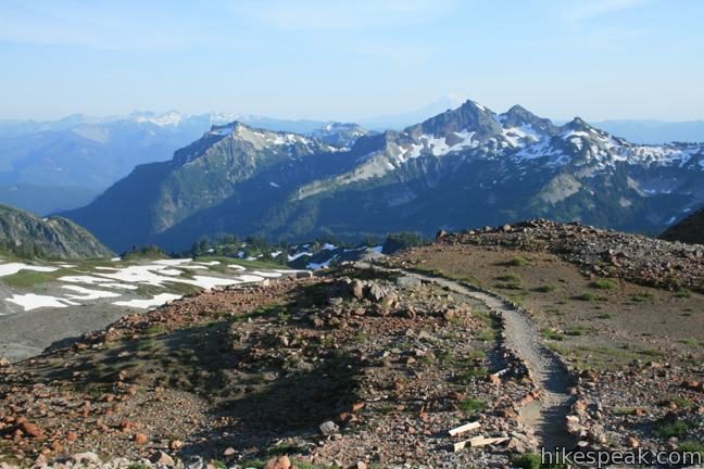 Skyline Trail Washington