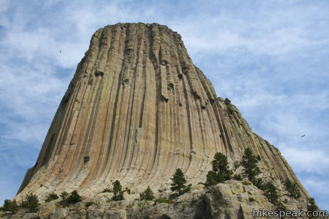 Tower Trail in Devils Tower National Monument