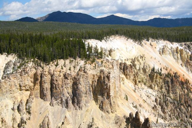Point Sublime Yellowstone