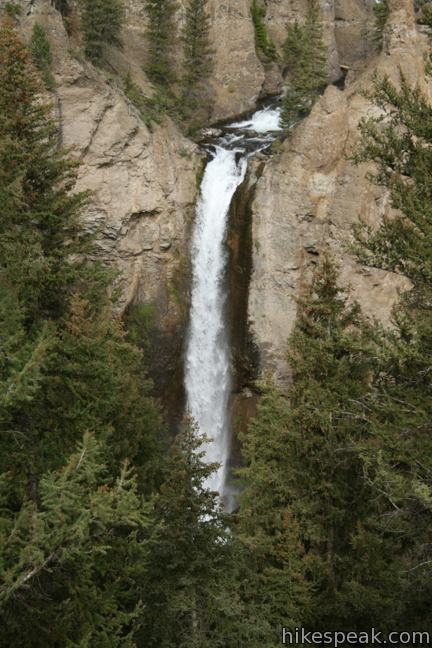 Tower Fall Yellowstone
