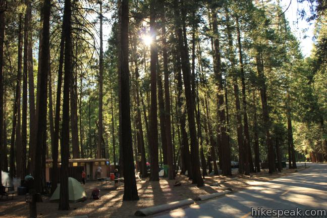 Yosemite Valley Campground