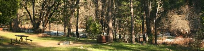 Yosemite National Park Campgrounds camping information