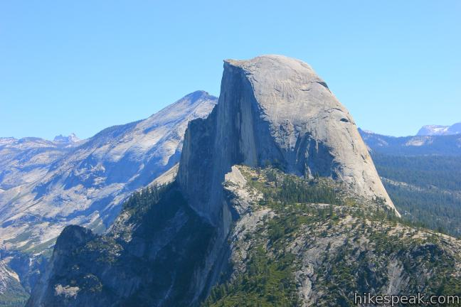 Glacier Point Yosemite Hikespeak Com