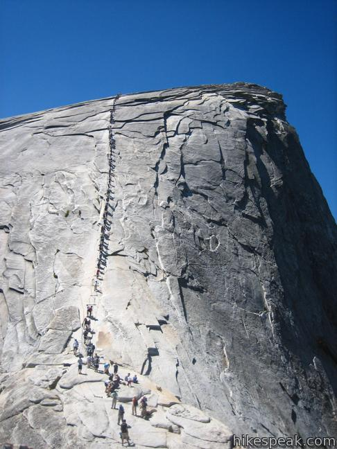 Half Dome Chains