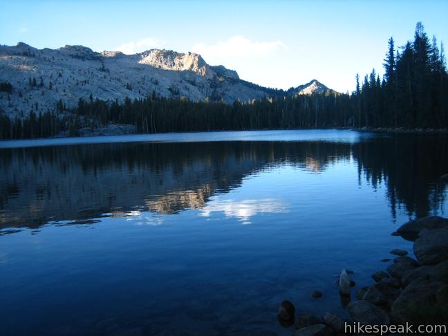 May Lake Yosemite National Park