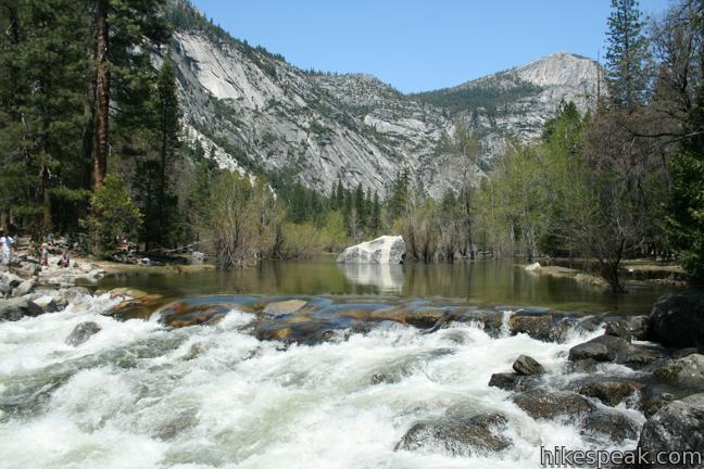 Hikes in Yosemite National Park Hikespeakcom