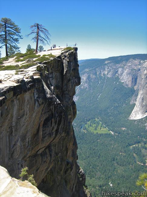Taft Point fissure