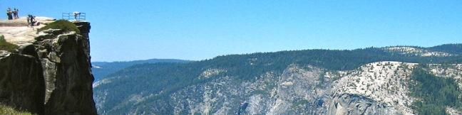 Taft Point Trail Yosemite Hikespeakcom