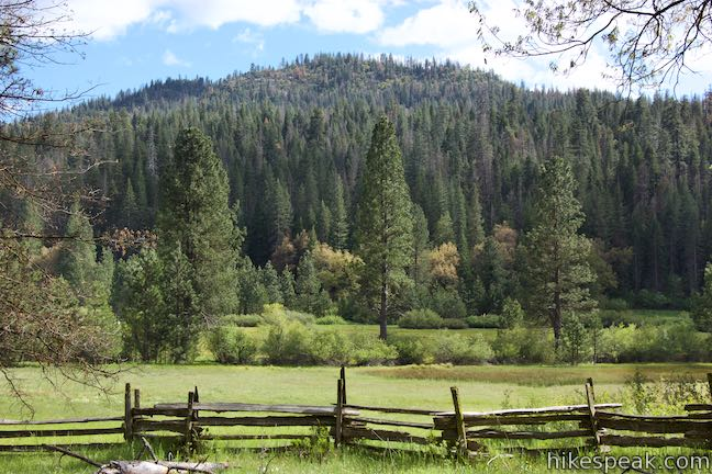 Wawona Meadow Yosemite
