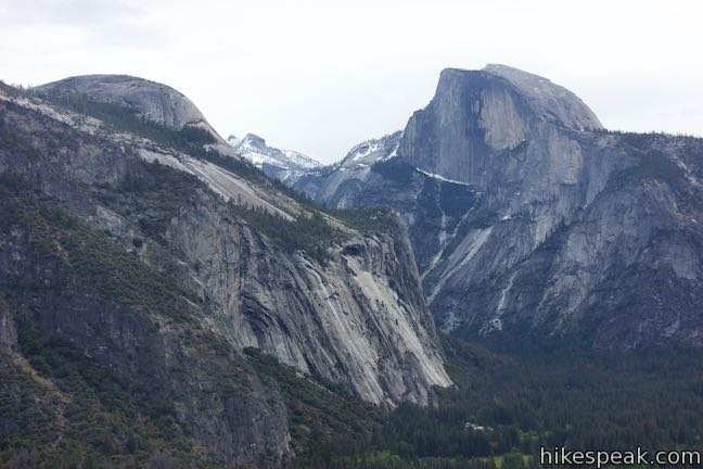 Columbia Rock View Half Dome