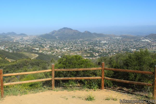 Los Robles Trail Thousand Oaks