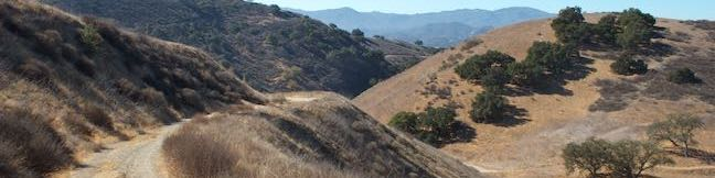 Anza Loop Trail Santa Monica Mountains Hike Calabasas Agoura Hills California
