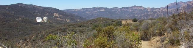 Arroyo Sequit Park Santa Monica Mountains National Recreation Area Arroyo Sequit Nature Trail