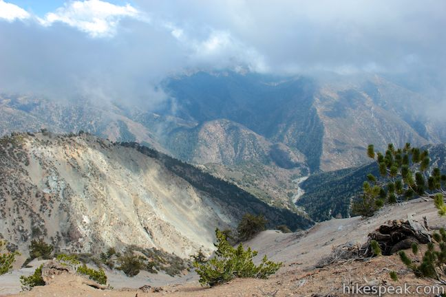 Mount Baden-Powell Mine Gulch