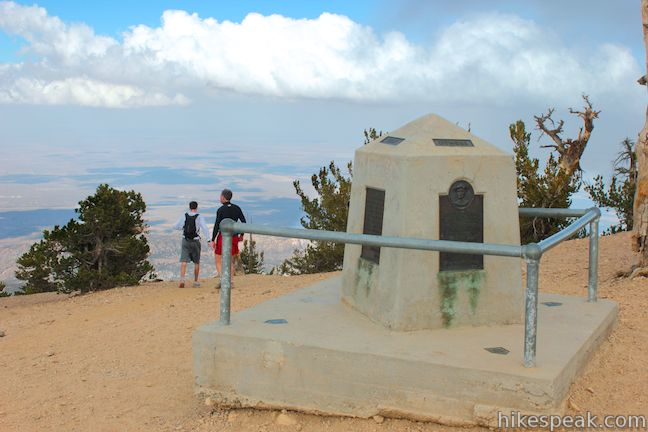 Mount Baden-Powell Monument to Lord Baden-Powell