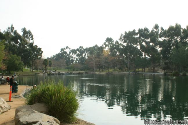 Hahn Park's Community Trail | Los Angeles | Hikespeak.com on kenneth hahn recreation area of the map, salton sea state recreation area map, whittier narrows recreation area map, mount diablo map, auburn state recreation area map, hans peak colorado map, west hollywood map,
