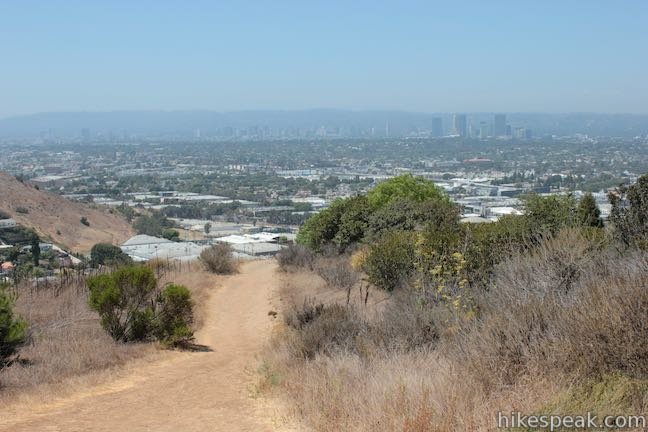 Kenneth Hahn State Recreation Area View