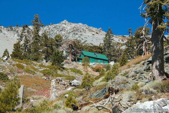 Mount Baldy via Baldy Bowl – Ski Hut Trail in the San Gabriel Mountains