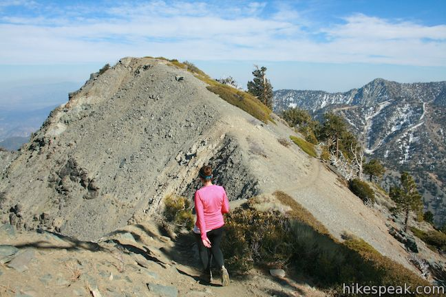 how to get to mt baldy