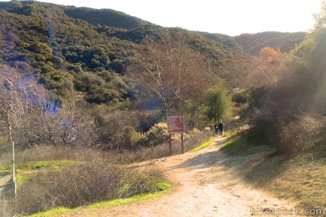 Caballero Canyon Trail