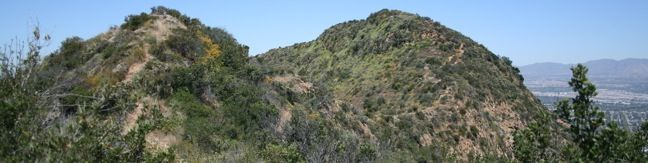 Cahuenga Peak Hike Griffith Park Hollywood Sign Wonder View Trail Aileen Getty Ridge Trail