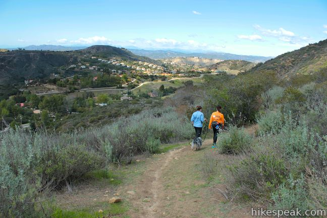 Calabasas - Cold Creek Trail