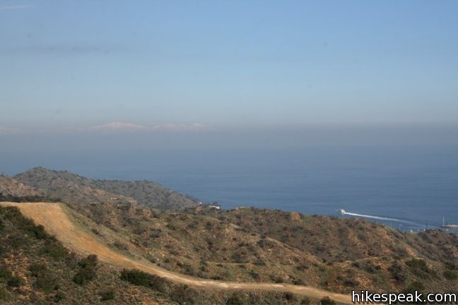 Catalina Island hike