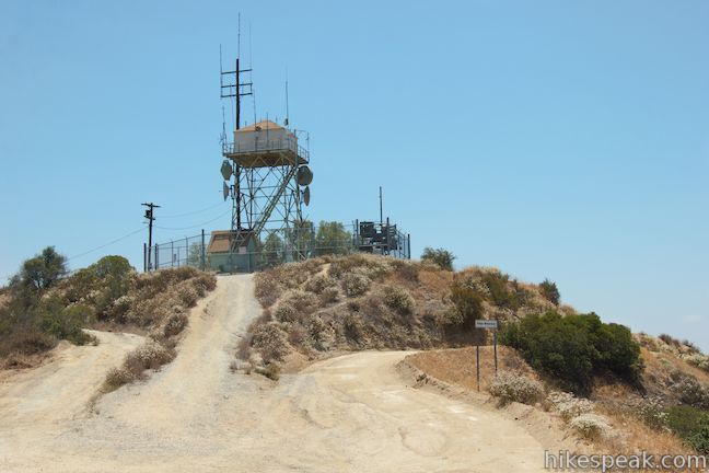 Cherry Canyon Park Ridge Motorway Lookout Tower