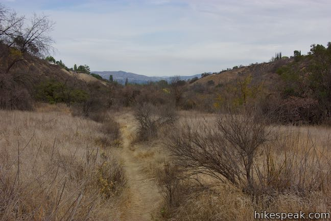 Corbin Canyon Park Hike