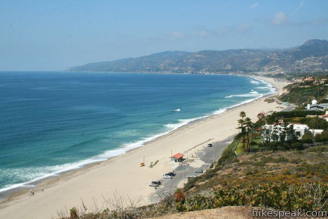 Point Dume Natural Preserve in Malibu
