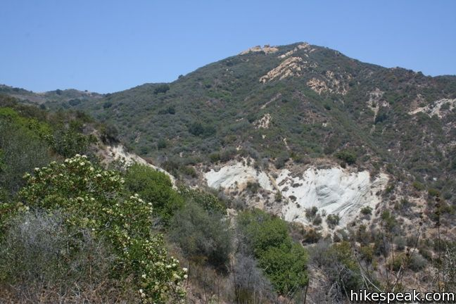 Eagle Rock Santa Ynez Trail