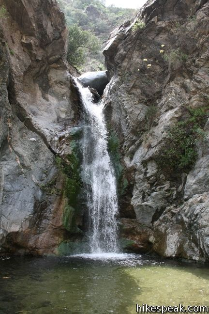Eaton Canyon Falls Trail