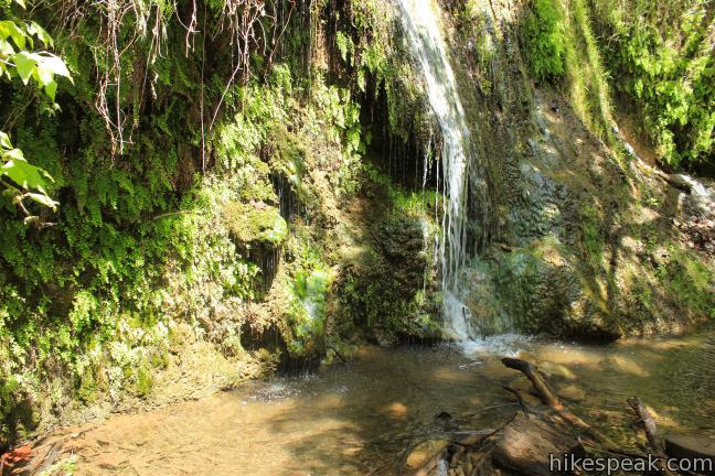 Lower Escondido Falls