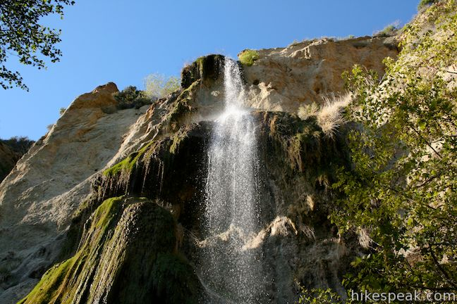 Escondido Waterfall Malibu