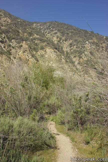 HOW LONG WILL FISH CANYON WATERFALL TRAIL (AZUSA, L.A., …