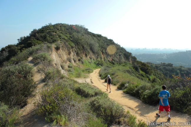 Franklin Canyon Park Hastain Trail