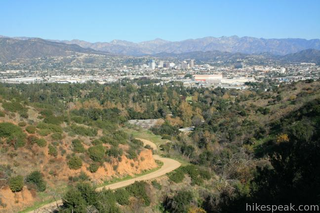 Beacon Hill in Griffith Park
