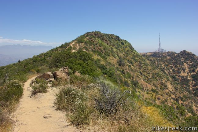 Burbank Peak Trail Cahuenga Peak