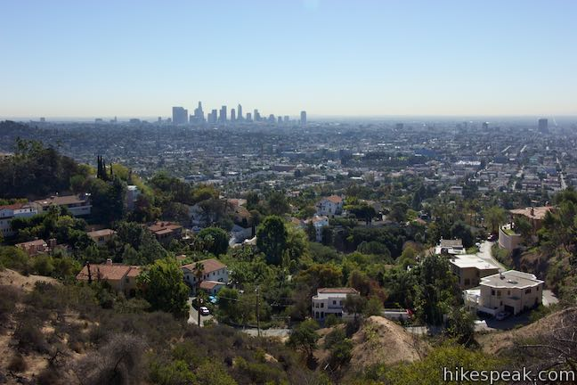East Observatory Trail | Griffith Park | Hikespeak com