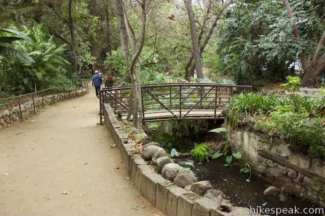 Griffith Park Walk