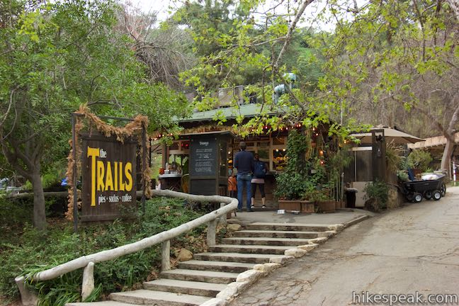 Griffith Park The Trails Cafe