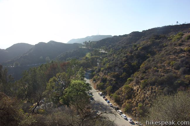 Mount Hollywood Drive Griffith Park