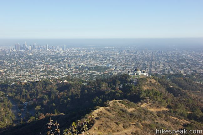Mount Hollywood in Griffith Park