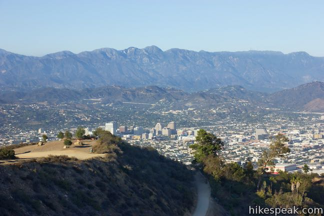 Mount Hollywood Hiking Trail