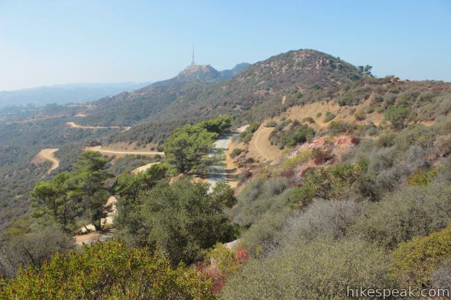 Mount Bell Griffith Park