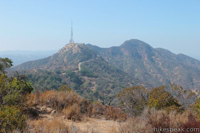 Mount Lee Griffith Park